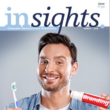 INsights Magazine - the only magazine dedicated to consumer