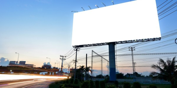 The Eye-Tracking Evaluation of Outdoor Ads